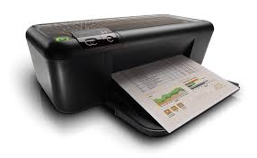 máy in HP DESKJET PRINTER K109a