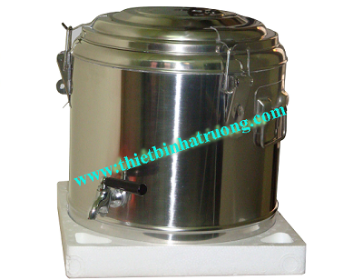 Bình ủ ấm 20 lít inox